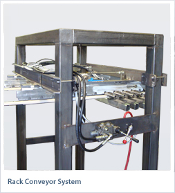 Marco Rack Conveyor System
